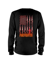 American Flag Firefighter Long Sleeve Tee thumbnail