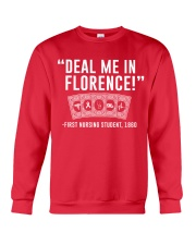 Deal Me In Florence Crewneck Sweatshirt thumbnail