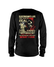 Electrician's Life The Pain is Real Long Sleeve Tee thumbnail