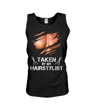 Taken By My Hairstylist Unisex Tank thumbnail