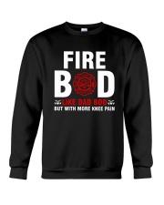 Fire Bod Like Dad Bod Crewneck Sweatshirt thumbnail