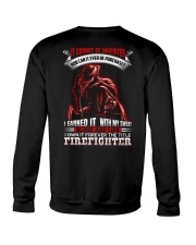 IT CANNOT BE INHERITED NOR CAN IT EVER BE PURCHASE Crewneck Sweatshirt thumbnail