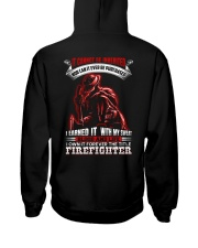 IT CANNOT BE INHERITED NOR CAN IT EVER BE PURCHASE Hooded Sweatshirt thumbnail