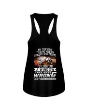 They Were Wrong  Heavy equipment operator Ladies Flowy Tank thumbnail