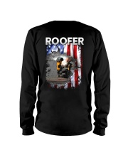 Roofer Flag Long Sleeve Tee thumbnail