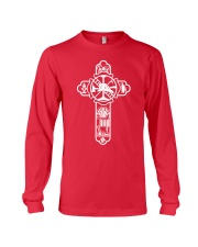 Funny Firefighter Long Sleeve Tee thumbnail