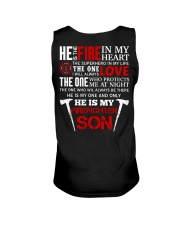He Is My Firefighter Son Unisex Tank thumbnail