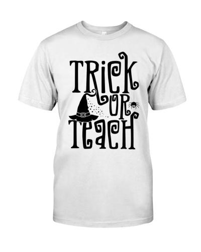 Trick Or Teach