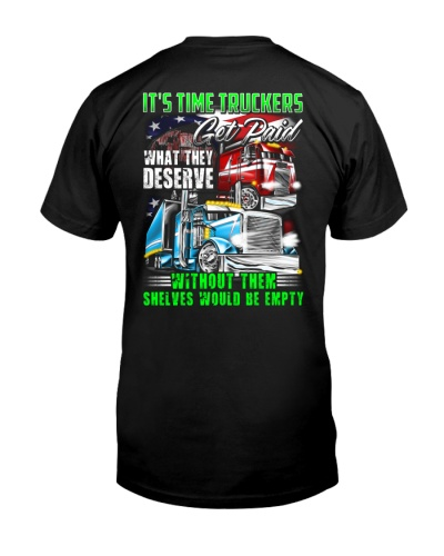 Truckers Get Paid What They Deserve