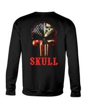 Skull Cool Crewneck Sweatshirt thumbnail