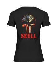 Skull Cool Premium Fit Ladies Tee thumbnail