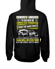 ConcreteHard Times Hooded Sweatshirt thumbnail