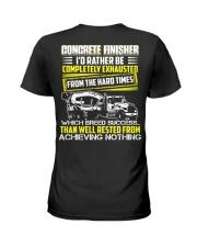 ConcreteHard Times Ladies T-Shirt thumbnail