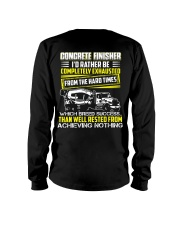 ConcreteHard Times Long Sleeve Tee thumbnail
