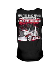 Fear This Road Reaper In Your Rear View Mirror Unisex Tank thumbnail