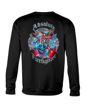 Absolute Firefighter Crewneck Sweatshirt thumbnail