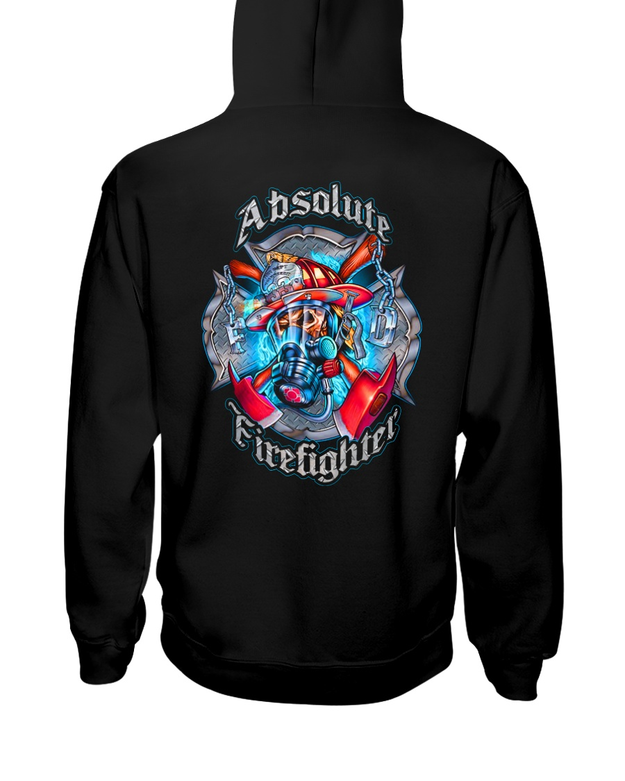 Absolute Firefighter Hooded Sweatshirt