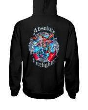 Absolute Firefighter Hooded Sweatshirt thumbnail