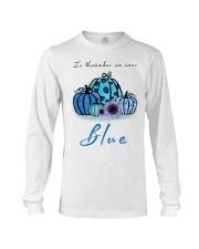 In November We Wear Blue Hairstylist Long Sleeve Tee thumbnail