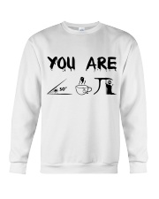 Teacher You Are A Cute Pie Crewneck Sweatshirt thumbnail