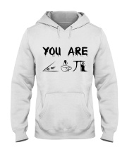 Teacher You Are A Cute Pie Hooded Sweatshirt thumbnail