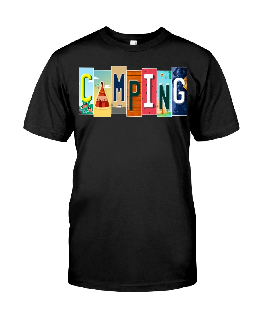 Love Camping Classic T-Shirt