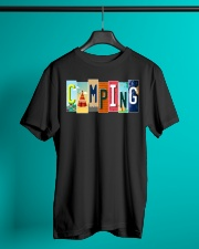 Love Camping Classic T-Shirt lifestyle-mens-crewneck-front-3