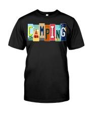 Love Camping Premium Fit Mens Tee thumbnail