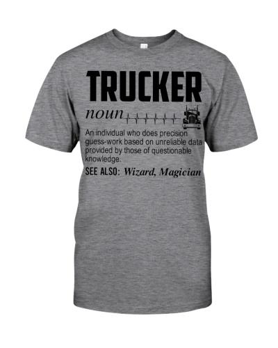 Trucker Noun