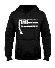Heavy Equipment Operator Flag Hooded Sweatshirt thumbnail