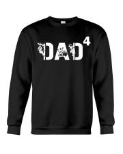 Lineman Dad 4 Hero Crewneck Sweatshirt thumbnail