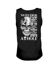 Welder I've Only Met About 3 Or 4 Unisex Tank thumbnail