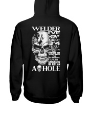 Welder I've Only Met About 3 Or 4 Hooded Sweatshirt thumbnail