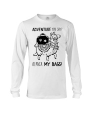 Adventure You Say Camping Long Sleeve Tee thumbnail