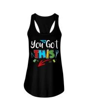 You Got This Shirt Ladies Flowy Tank thumbnail