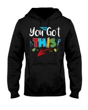 You Got This Shirt Hooded Sweatshirt thumbnail