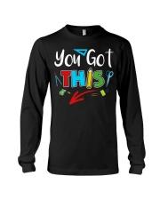 You Got This Shirt Long Sleeve Tee thumbnail