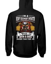 I'm A Heavy Equipment Operator I Wake Up With Hooded Sweatshirt thumbnail