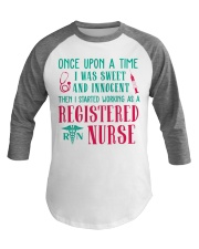 Then I Started Worning As A Registered Nurse Baseball Tee thumbnail