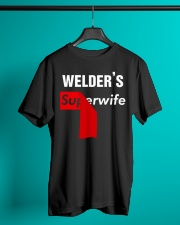 WELDER'S SUPERWIFE TEE Classic T-Shirt lifestyle-mens-crewneck-front-3