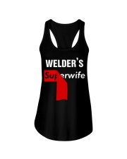 WELDER'S SUPERWIFE TEE Ladies Flowy Tank thumbnail