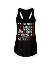 I'm A Retired Nurse Ladies Flowy Tank thumbnail