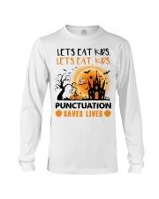 Punctuation Saves Lives Long Sleeve Tee thumbnail