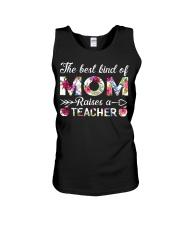 The Best King Of Mom Raises A Teacher Unisex Tank thumbnail