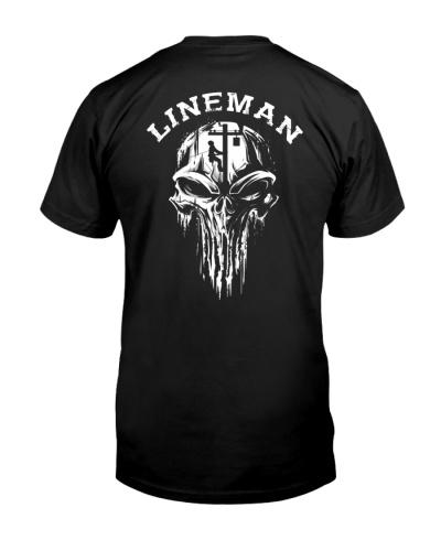 Lineman Skull Hero