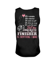 My Concrete Finisher Is Everything I Want Unisex Tank tile