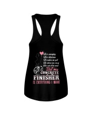 My Concrete Finisher Is Everything I Want Ladies Flowy Tank thumbnail