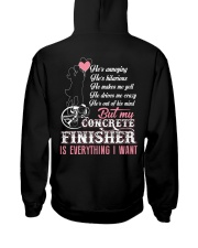 My Concrete Finisher Is Everything I Want Hooded Sweatshirt thumbnail