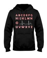 A B C D E F G Nurse Hooded Sweatshirt thumbnail