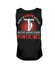 INSANELY IN LOVE WITH A GUY WHO JUST HAPPENS Unisex Tank thumbnail